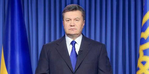 """Ukraine: Ianoukovitch recherché pour """"meurtres de masse"""""""