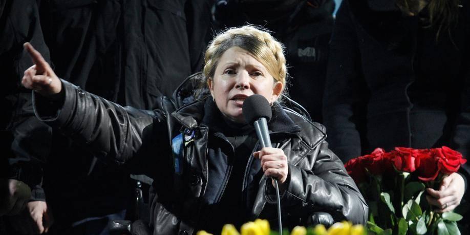 Ukraine: Ioulia Timochenko soignée en Allemagne