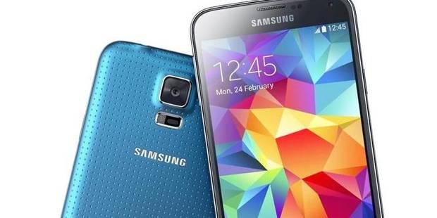Le Galaxy S5, la coquetterie mobile - La DH