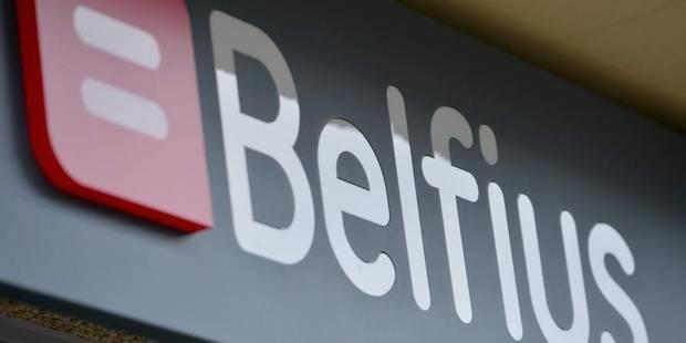 Belfius propose la banque � la maison
