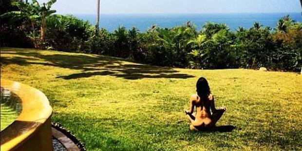 Michelle Rodriguez nue sur Instagram - La DH
