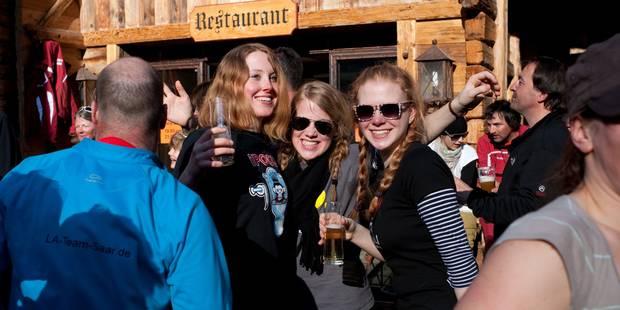 L'alcool sur les pistes de ski, un problème récurrent - La DH