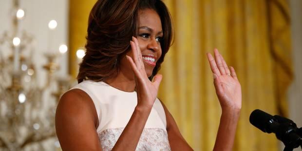 Michelle Obama dans une série - La DH