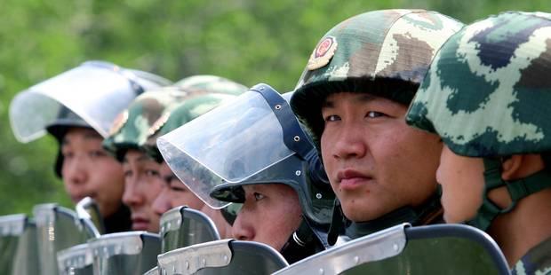 Chine: 27 morts et 109 bless�s dans une attaque terroriste