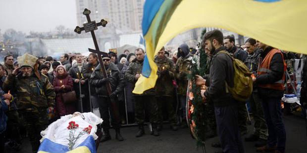 Ukraine va mobiliser ses réservistes - La DH