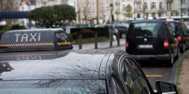 Evaluation des contrôles des taximen bruxellois amorcée - La DH