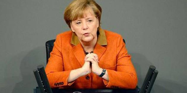 """Merkel: """"Poutine est dans un autre monde"""""""