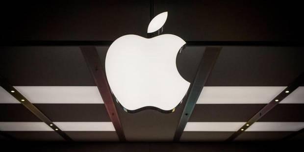 Apple dans le viseur de la justice - La DH