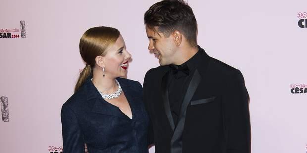 Scarlett Johannsson enceinte? - La DH