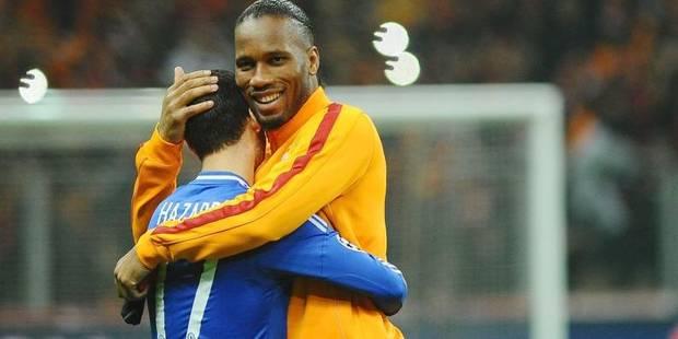 """Drogba: """"La progression de Lukaku est meilleure que la mienne"""""""