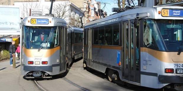Changement à la STIB: bientôt plus de bus et trams! - La DH