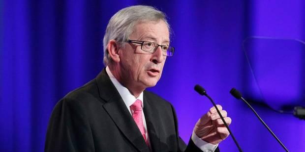 Commission européenne: Jean-Claude Juncker élu candidat du centre droit - La DH
