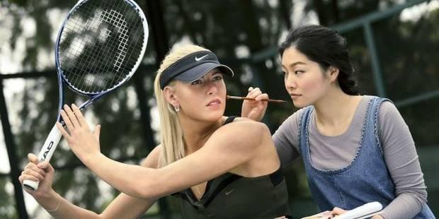 Maria Sharapova, poupée de cire à Hong Kong - La DH