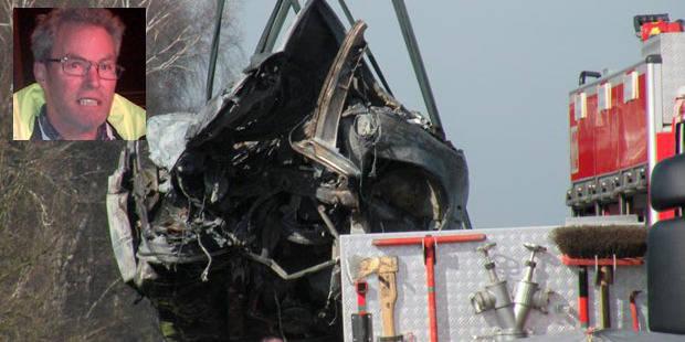 """Accident sur la E314: """"Le conducteur a voulu pousser mon camion dehors"""" - La DH"""