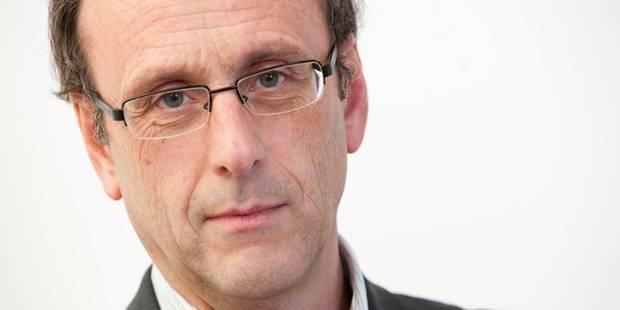 Le journaliste Olivier Maroy (RTBF) se présente aux élections sur une liste MR - La DH