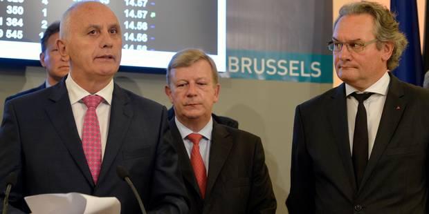 """Johnny Thijs: """"Le ministre Labille a menti"""" - La DH"""