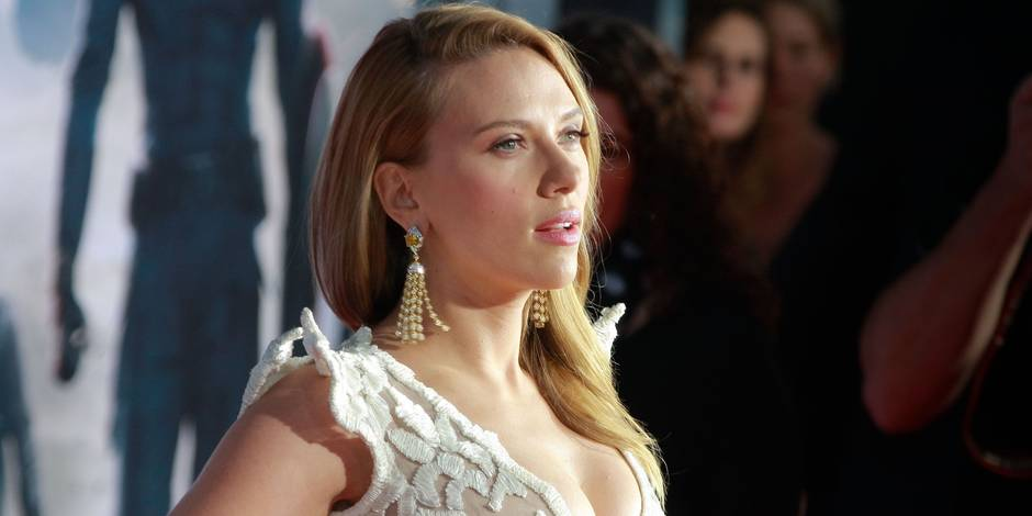 Scarlett Johansson, sa grossesse confirmée
