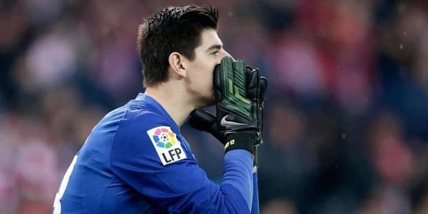 Chelsea propose un nouveau deal � Thibaut Courtois