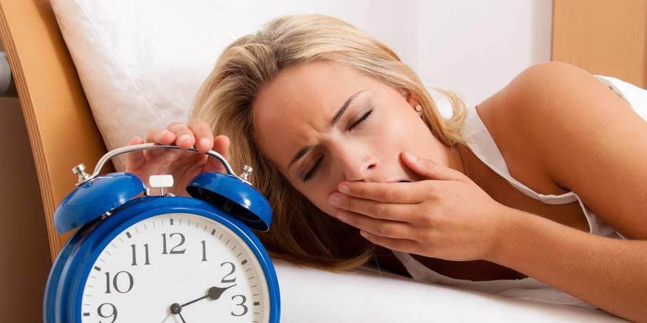 Et si on parlait des troubles du sommeil...