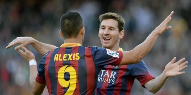 Encore un record pour Messi - La DH