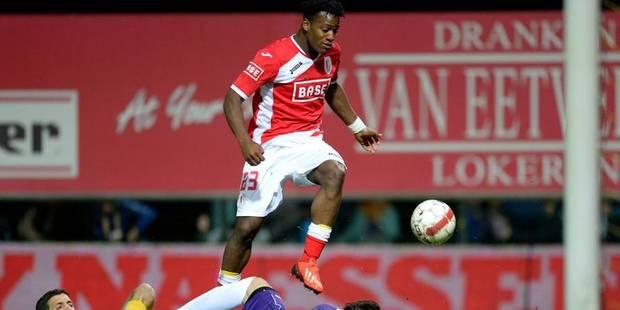 Batshuayi quittera le Standard � la fin de la saison