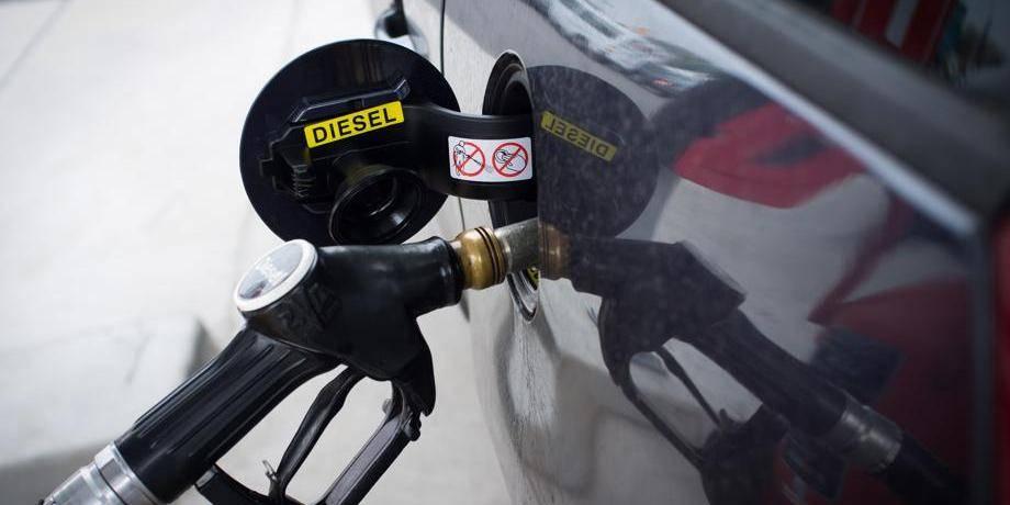 Baisse du prix du diesel et du gasoil de chauffage Extra