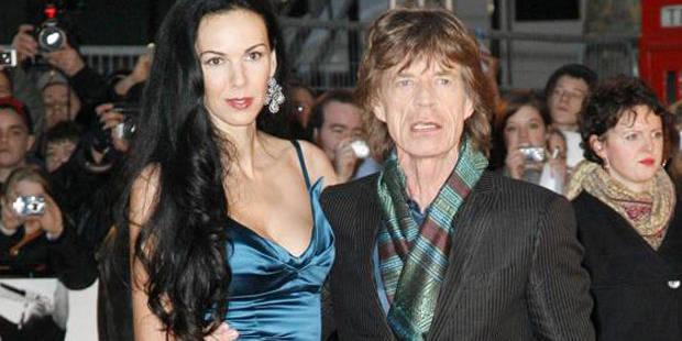 Suicide de la compagne de Mick Jagger: sa société était criblée de dettes - La DH