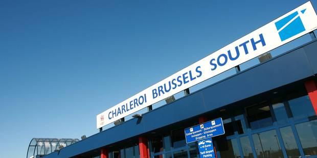 Charleroi, lanterne rouge de nos aéroports - La DH