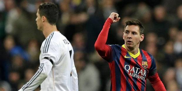 Liga: Messi abat le Real Madrid (3-4)