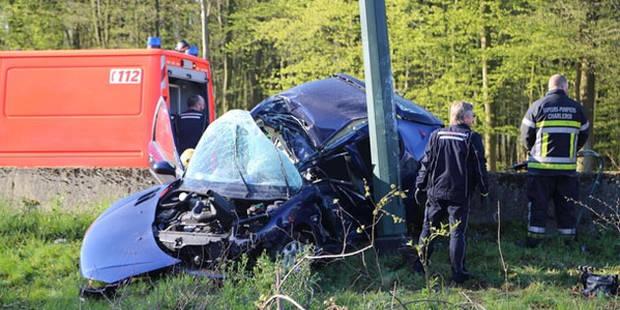 Accident mortel sur l'autoroute E42 à Gosselies (Photos) - La DH