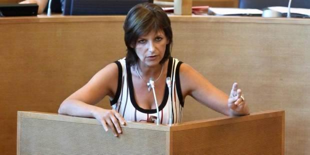 La députée Véronique Cornet, tête de liste MR à Charleroi, atteinte de leucémie - La DH