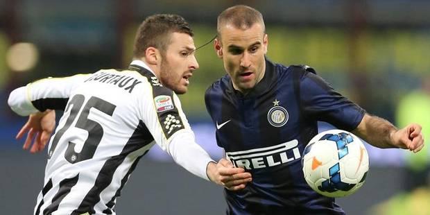 L'Inter concède le nul chez lui face à l'Udinese - La DH