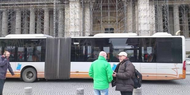 Dangereux, les bus articulés ? - La DH