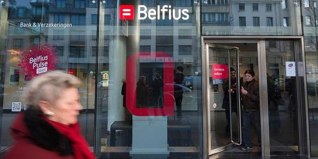 - Banque Belfius - Bank Belfius 2/1/2014 pict. by Christophe Licoppe © Photo News