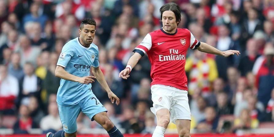 City prend un point à Arsenal (1-1)