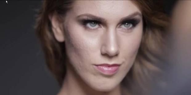 Le maquillage qui aidait à mieux vivre - La DH