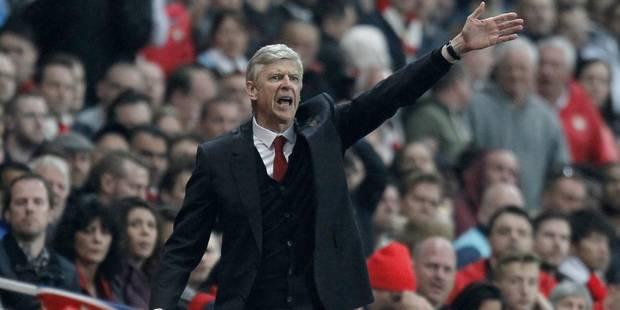 Wenger enfonce le Barça - La DH
