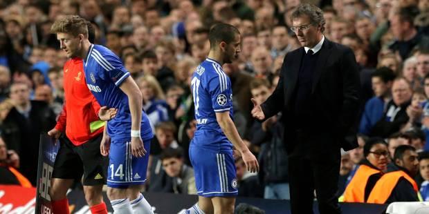 """Eden Hazard indisponible """"au moins 15 jours"""" - La DH"""