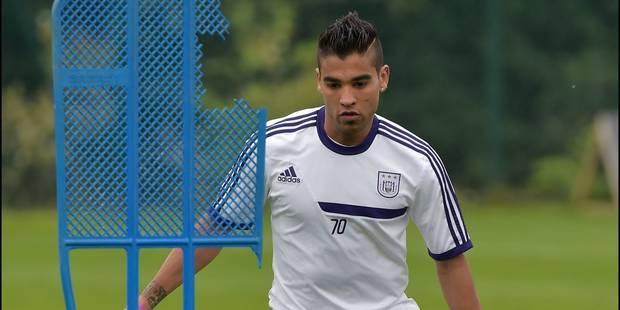 Vargas quittera Anderlecht gratuitement en fin de saison - La DH