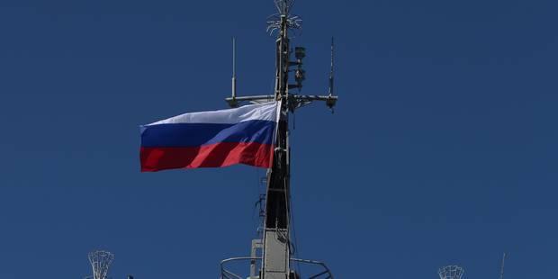 La Russie met son argent � l'abri sur des comptes belges