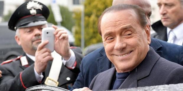 Derniers jours de liberté totale pour Silvio Berlusconi - La DH