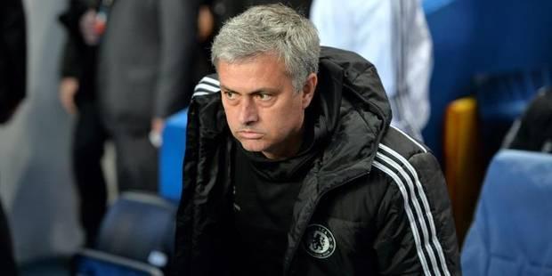 Mourinho épinglé pour son comportement - La DH