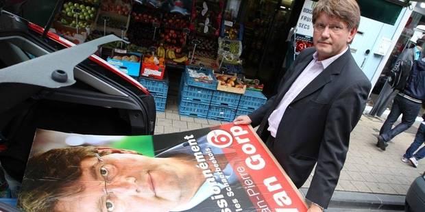 Les candidats schaerbeekois s'afficheront aux balcons - La DH