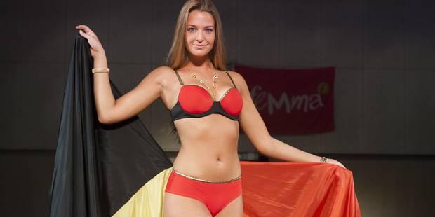 Miss Belgique, cette diablesse - La DH