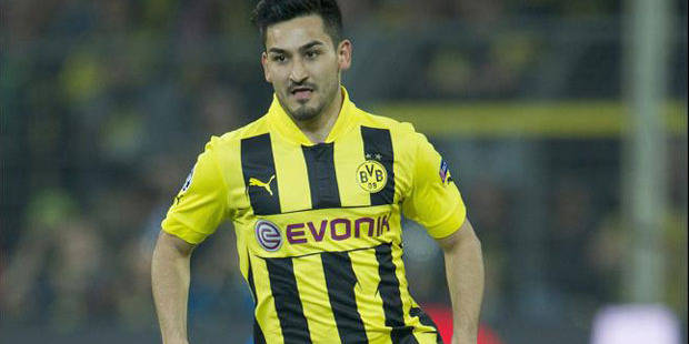 Gündogan prolonge à Dortmund - La DH
