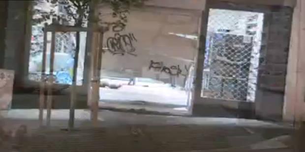 Charleroi : Un impressionnant cambriolage à la voiture-bélier - La DH
