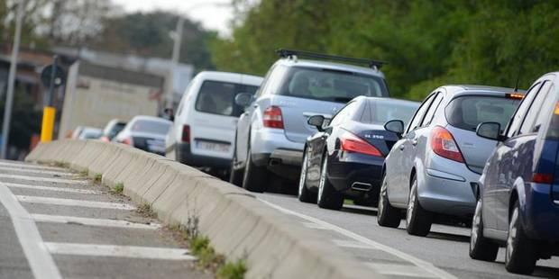 Fermeture partielle du viaduc Reyers: embarras à prévoir dès lundi - La DH