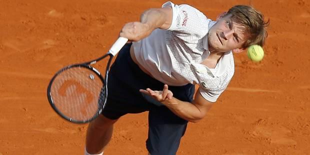 Roland Garros: Goffin doit espérer deux forfaits - La DH