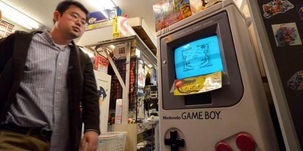 La Game Boy souffle ses 25 bougies - DH.be