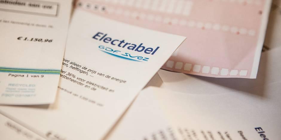 Electrabel encore en recul en Wallonie en 2013